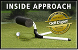 Golf Training Aids: Inside Approach