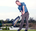 Golf Training Aids: Powerchute Golf Training Aid