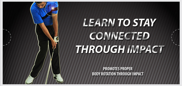 Connect4Power - Leading Arm Connection in Golf
