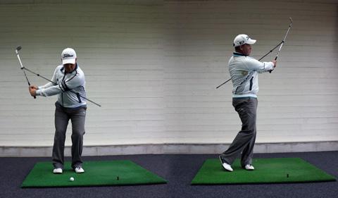 The dream swing golf training aid at intheholegolf. Com.