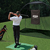 IZZO Golf Giant Jr. Net
