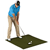 TrueShot PURE Golf Hitting Mat (5'x5')