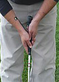 Golf Training Aids: The Bickler Putting Trainer