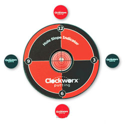 Golf Training Aids: Clokworx Putting System