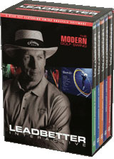 Golf Training Aids: Leadbetter Interactive DVD Box Set