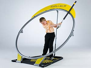 Golf Training Aids: Explanar Jr. Training System