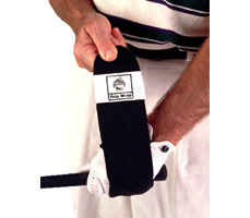 Golf Training Aids: Grip Wrap