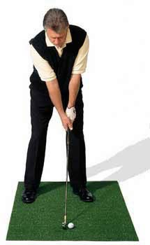 Golf Training Aids: Golf Practice Mat
