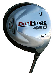 Golf Training Aids: The Medicus 460cc Driver