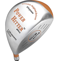 Golf Training Aids: Momentus Power Hitter Driver
