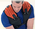 Golf Training Aids: Momentus Golf Weighted Shoulder Turn Vest