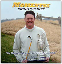 Golf Training Aids: Momentus Iron