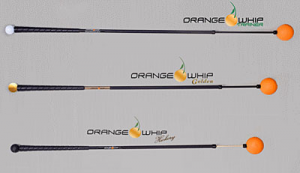 Golf Training Aids: The Orange Whip Golf Swing Trainer