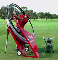 Golf Training Aids: The Plane Perfect Golf Machine