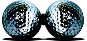 Golf Training Aids: Pin Balls