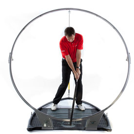 Golf Training Aids: PlaneSWING Golf Swing Par Package Training Aid