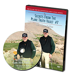 Golf Training Aids: Secrets from the Plane Truth Vault #7