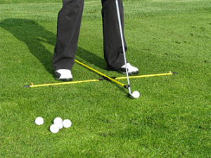 Golf Training Aids: Eyeline Golf Practice T