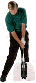 Golf Training Aids: PowerSwing Fan