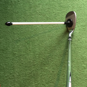 Golf Training Aids: PureShot Golf Magnetic Lie Angle Tool - Golf Face Aiming Trainer