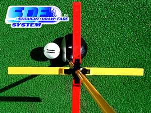 Golf Training Aids: SDF Golf System -The Helicopter