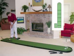 Golf Training Aids: Tour Links 7', 9', & 13' Putting Training Aid