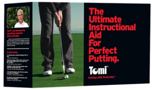 Golf Training Aids: TOMI Pro Putting System