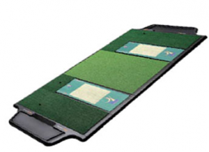 Golf Training Aids: TrueStrike Double Golf Mat