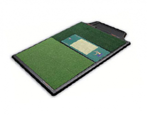 Golf Training Aids: TrueStrike Single Golf Mat