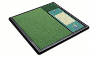 Golf Training Aids: TrueStrike Static Golf Mat