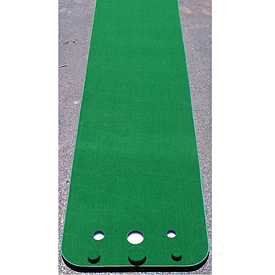 Golf Training Aids: Big Moss Competitor Series Pro TW Putting Green (3'x12')