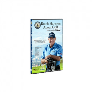 Golf Training Aids: Butch Harmon About Golf DVD