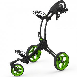Golf Training Aids: Clicgear Rovic RV1S Golf Push Cart