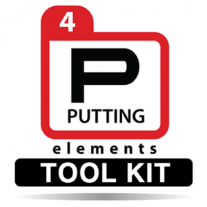Golf Training Aids: EyeLine Golf 4 Putting Elements Tool Kit