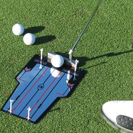 Golf Training Aids: Eyeline Golf Edge Mirror Training Aid