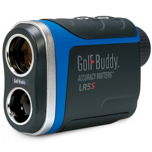 Golf Training Aids: Golf Buddy LR5 Slope Laser Golf Rangefinder