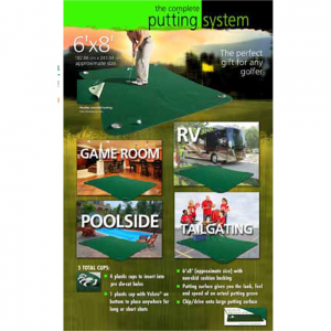 Golf Training Aids: The Complete Putting System