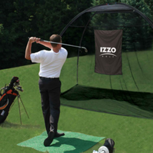 Golf Training Aids: IZZO Golf Giant Net