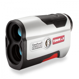 Golf Training Aids: Bushnell Tour V3 Golf Rangefinder