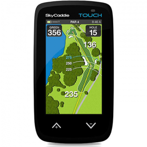 Golf Training Aids: SkyCaddie TOUCH Golf GPS