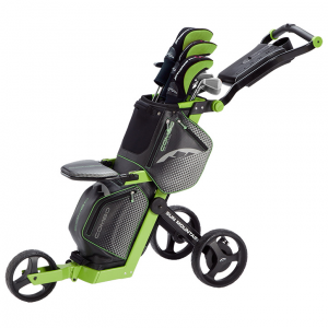 Golf Training Aids: 2015 Sun Mountain Combo Golf Push Cart