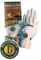 Golf Training Aids: Dynamics Golf Swing Glove - Golf Swing Trainer