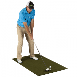 Golf Training Aids: PureShot PURE Golf Hitting Mat (3'x5')