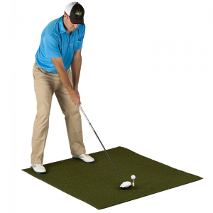 Golf Training Aids: PureShot PURE Golf Hitting Mat (5'x5')