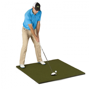 Golf Training Aids: PureShot TOUR PURE Golf Hitting Mat (5'x5')